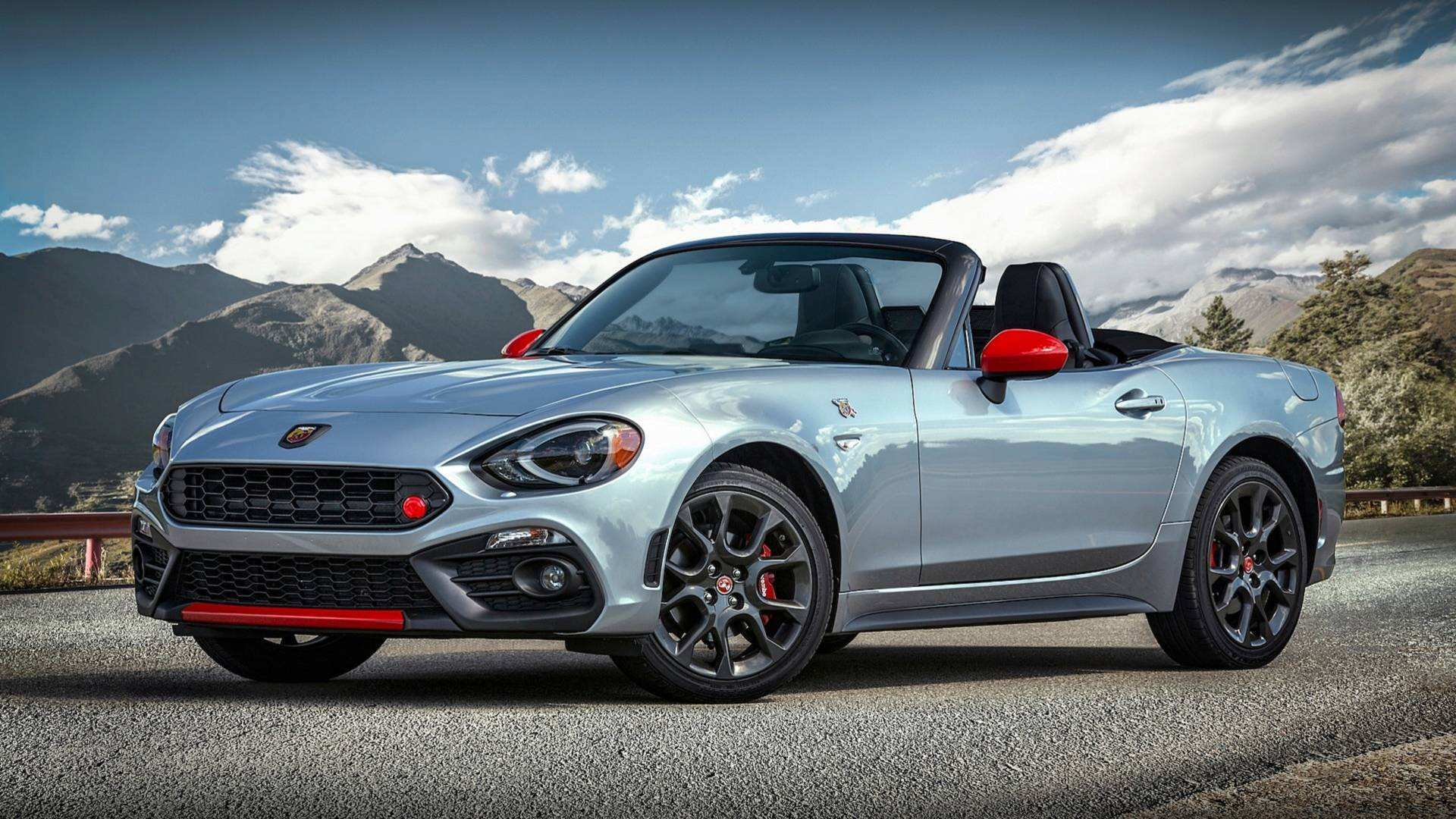 86 Concept of 2019 Fiat 124 Spider Lusso Performance with 2019 Fiat 124 Spider Lusso