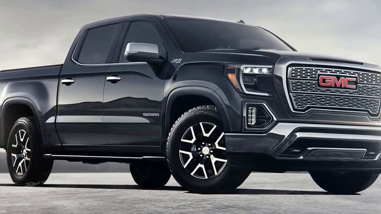 86 Concept of 2019 Gmc Pickup Release Date Wallpaper by 2019 Gmc Pickup Release Date