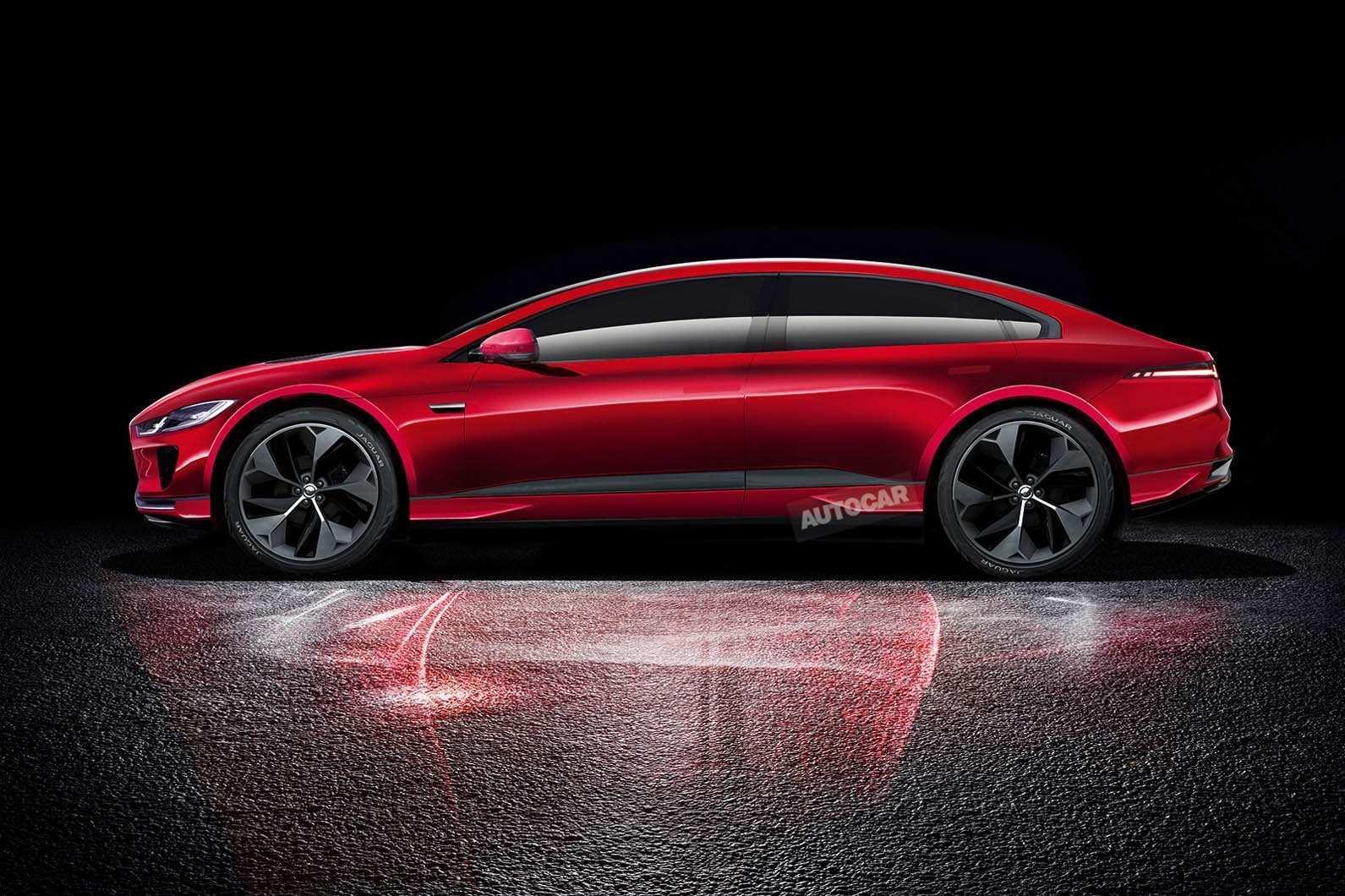 86 Concept of 2019 Jaguar Xj Concept Model with 2019 Jaguar Xj Concept