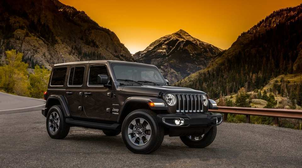 86 Concept of 2019 Jeep Wrangler 4 Door Picture by 2019 Jeep Wrangler 4 Door