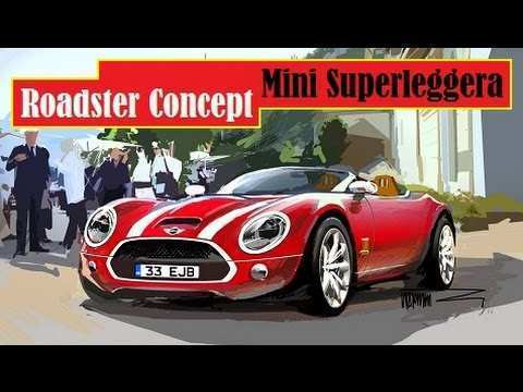 86 Concept of 2019 Mini Superleggera Release by 2019 Mini Superleggera