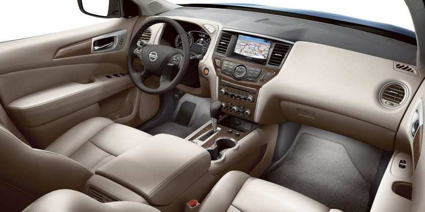 86 Concept of 2019 Nissan Pathfinder Configurations by 2019 Nissan Pathfinder