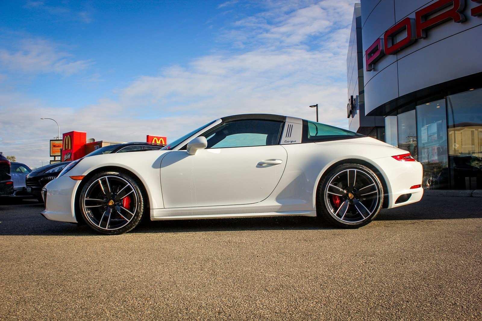 86 Concept of 2019 Porsche Targa 4S Concept for 2019 Porsche Targa 4S