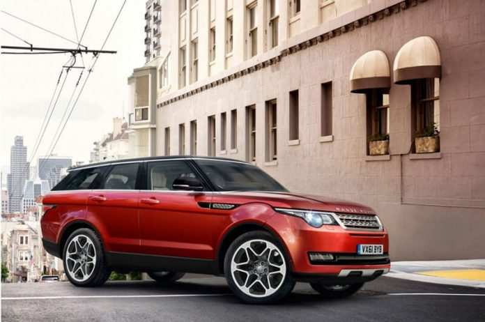 86 Concept of 2020 Land Rover Range Rover Model with 2020 Land Rover Range Rover