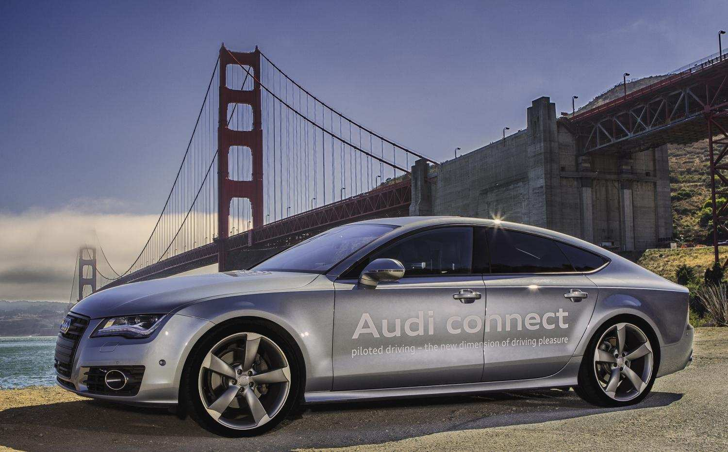 86 Concept of Audi 2020 Self Driving Car Style with Audi 2020 Self Driving Car