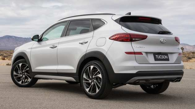 86 Concept of Hyundai Tucson 2019 Facelift Images for Hyundai Tucson 2019 Facelift