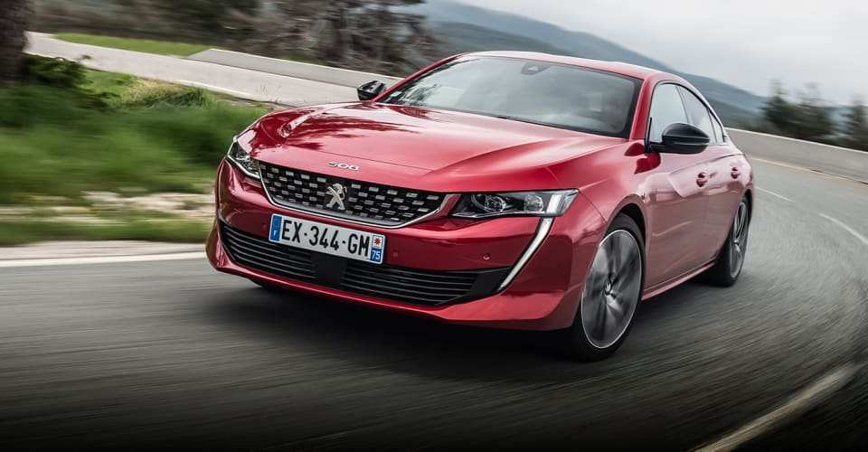 86 Concept of Peugeot En 2019 Speed Test for Peugeot En 2019
