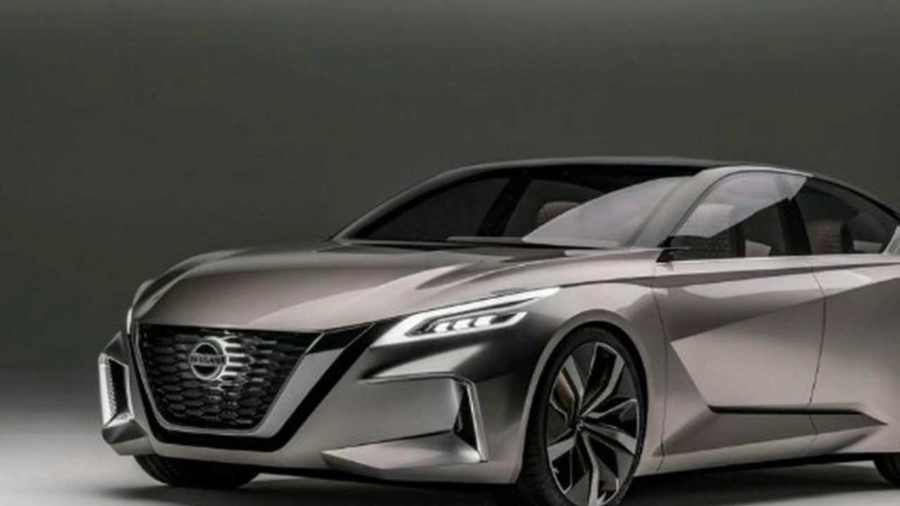 86 Gallery of 2019 Nissan Altima Concept Prices by 2019 Nissan Altima Concept