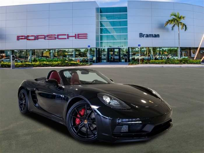86 Gallery of 2019 Porsche 718 Pricing with 2019 Porsche 718