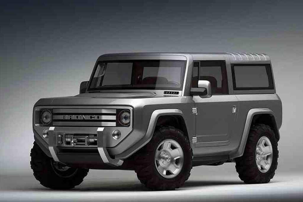 86 Gallery of 2020 Mini Bronco History for 2020 Mini Bronco