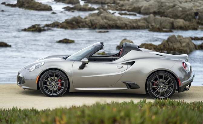 86 Gallery of Alfa Spider 2019 Performance for Alfa Spider 2019