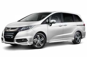 86 Gallery of Honda Odyssey 2019 Australia Performance and New Engine with Honda Odyssey 2019 Australia