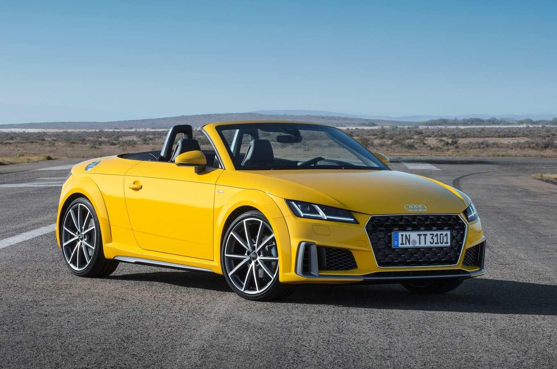 86 Great 2019 Audi Tt Interior with 2019 Audi Tt