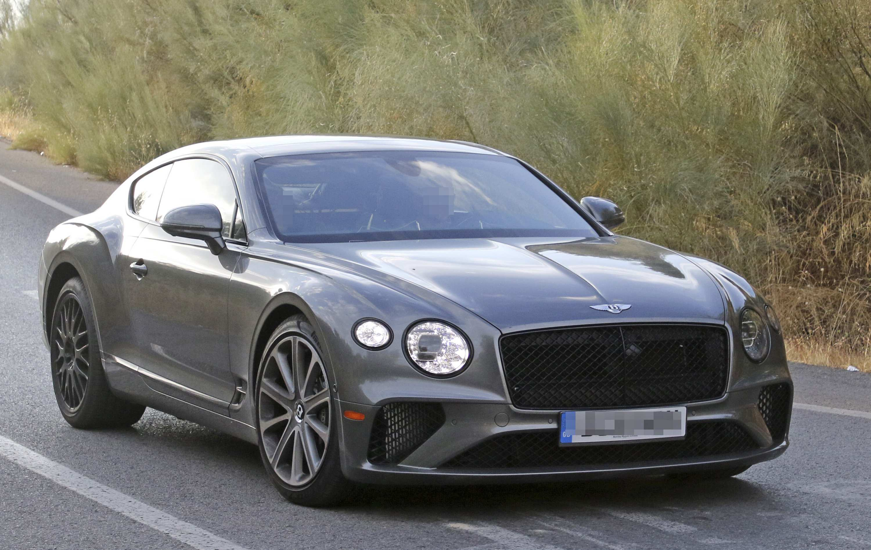 86 Great 2019 Bentley Continental Spesification for 2019 Bentley Continental