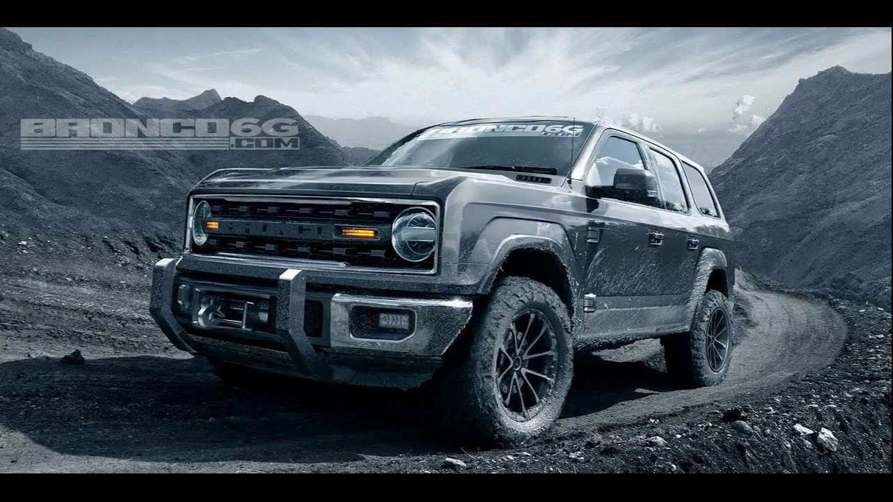 86 Great 2019 Ford Bronco Pictures Photos for 2019 Ford Bronco Pictures
