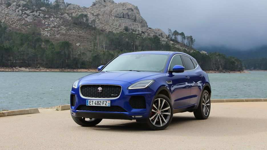 86 Great 2019 Jaguar E Pace Specs and Review for 2019 Jaguar E Pace