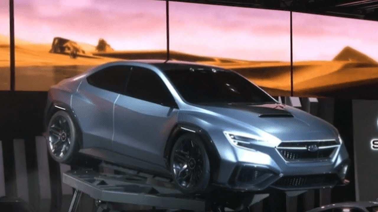 86 Great 2020 Subaru Wrx Redesign Release Date with 2020 Subaru Wrx Redesign
