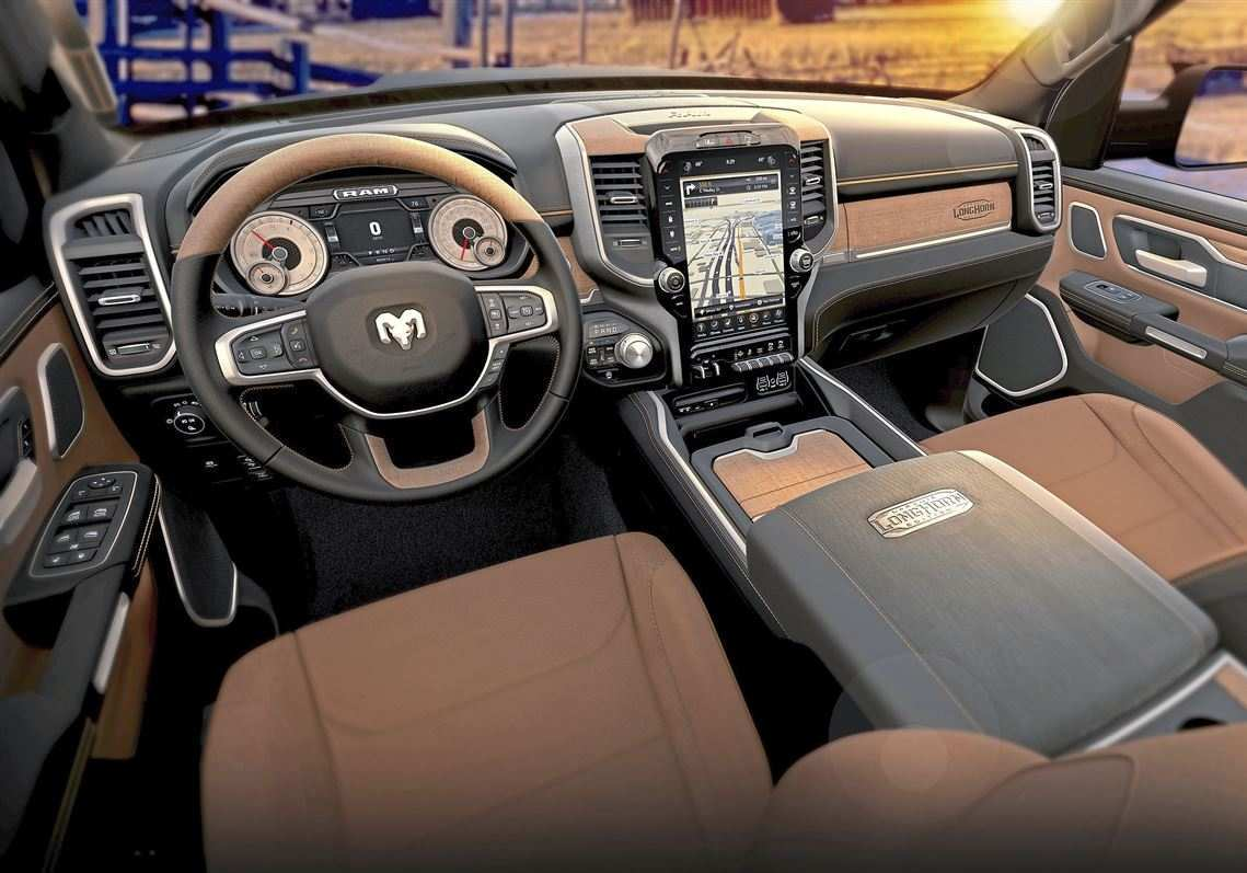 86 New 2019 Dodge Laramie Interior Configurations with 2019 Dodge Laramie Interior