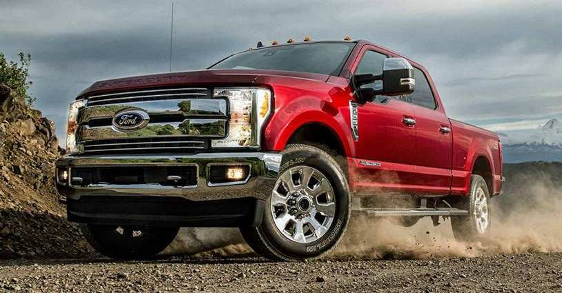 86 New 2019 Ford Super Duty Diesel Exterior and Interior by 2019 Ford Super Duty Diesel