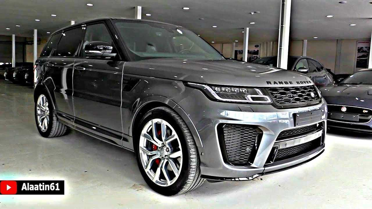 86 New 2019 Land Rover Svr History by 2019 Land Rover Svr