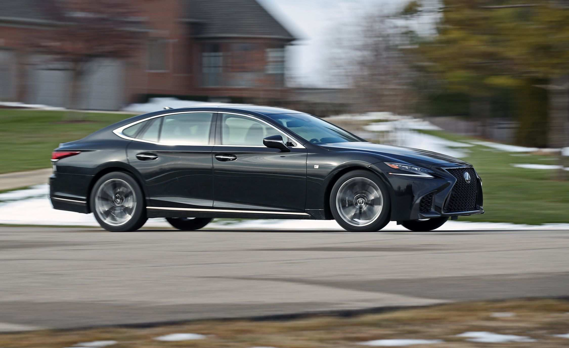 86 New 2019 Lexus Ls 500 Pictures with 2019 Lexus Ls 500