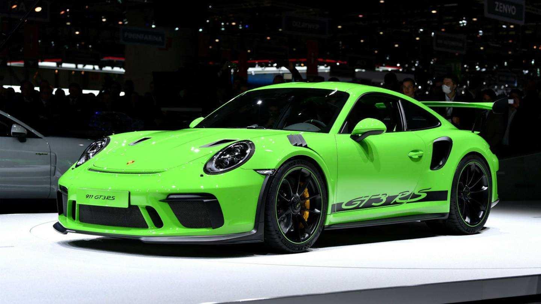 86 New 2019 Porsche Gt3 Rs Rumors by 2019 Porsche Gt3 Rs