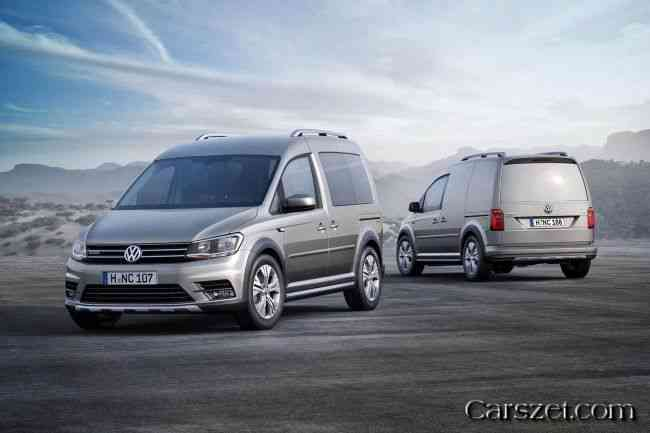 86 New 2019 Volkswagen Caddy Prices by 2019 Volkswagen Caddy