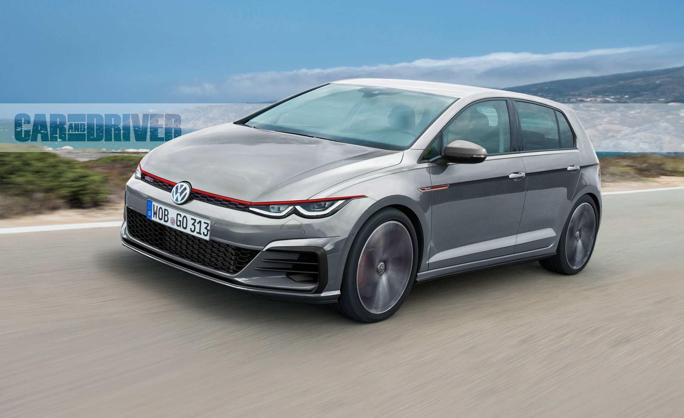 86 New 2019 Volkswagen Gti Release for 2019 Volkswagen Gti