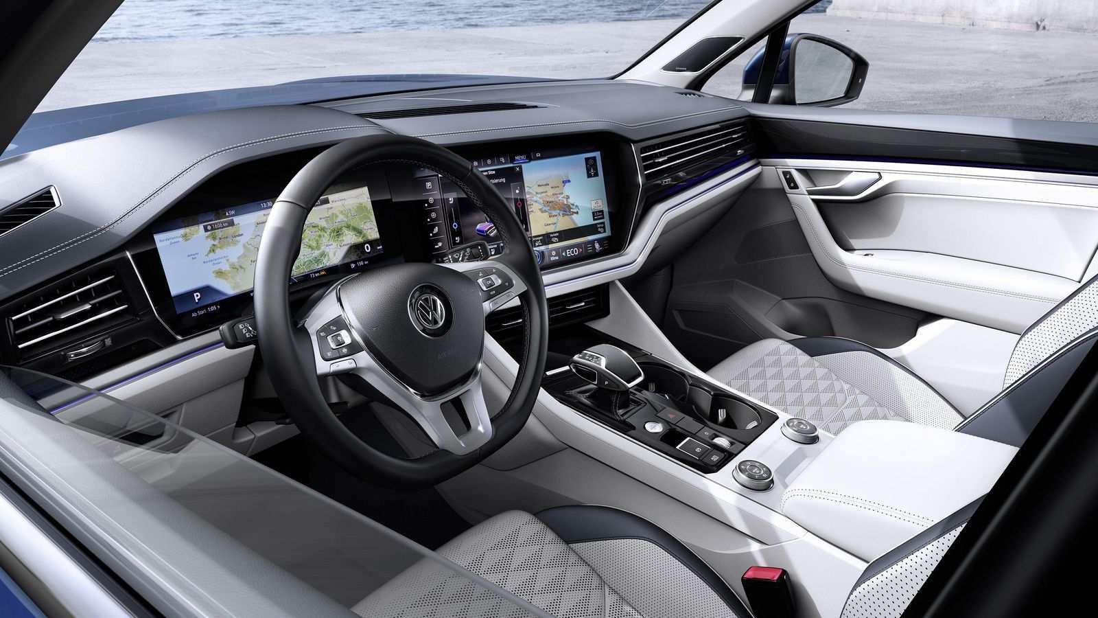 86 New 2019 Volkswagen Touareg Overview for 2019 Volkswagen Touareg