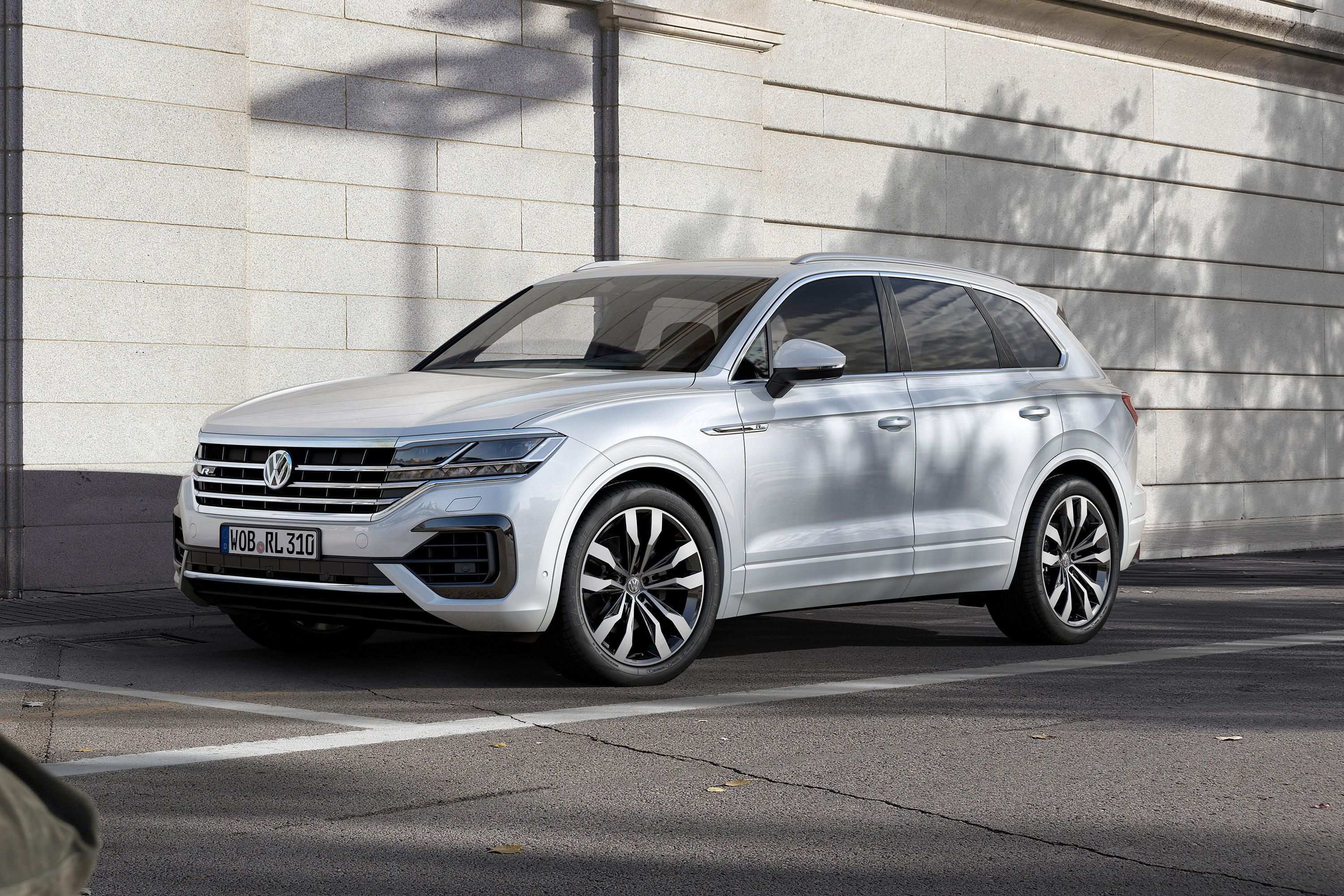 86 New 2019 Volkswagen Touareg Research New by 2019 Volkswagen Touareg
