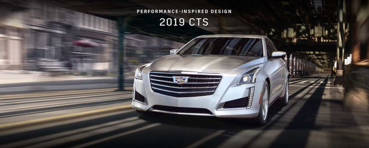 86 The 2019 Cadillac Sedan Overview with 2019 Cadillac Sedan