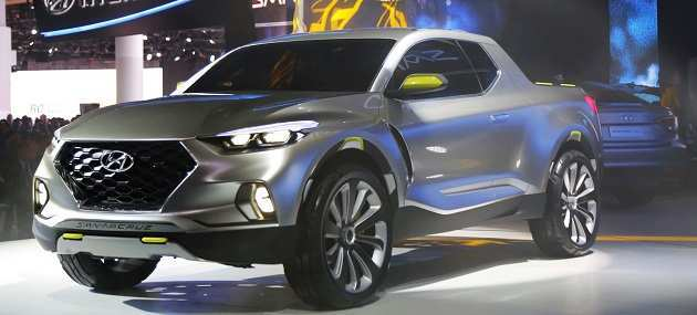 86 The 2019 Hyundai Pickup Truck New Concept with 2019 Hyundai Pickup Truck