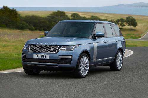 86 The 2019 Land Rover Lineup Ratings with 2019 Land Rover Lineup