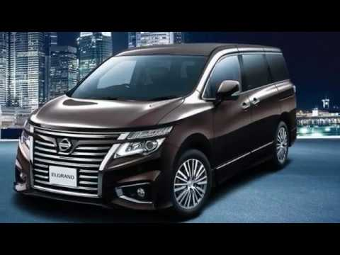 86 The 2019 Nissan Elgrand Exterior and Interior for 2019 Nissan Elgrand