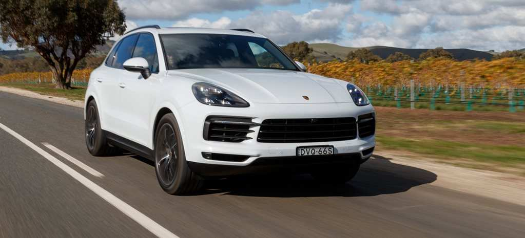 86 The 2019 Porsche Cayenne Turbo Review Spy Shoot by 2019 Porsche Cayenne Turbo Review