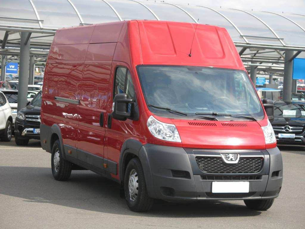 86 The Peugeot Boxer 2020 Redesign and Concept by Peugeot Boxer 2020