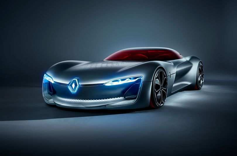 86 The Renault Electric 2020 History by Renault Electric 2020
