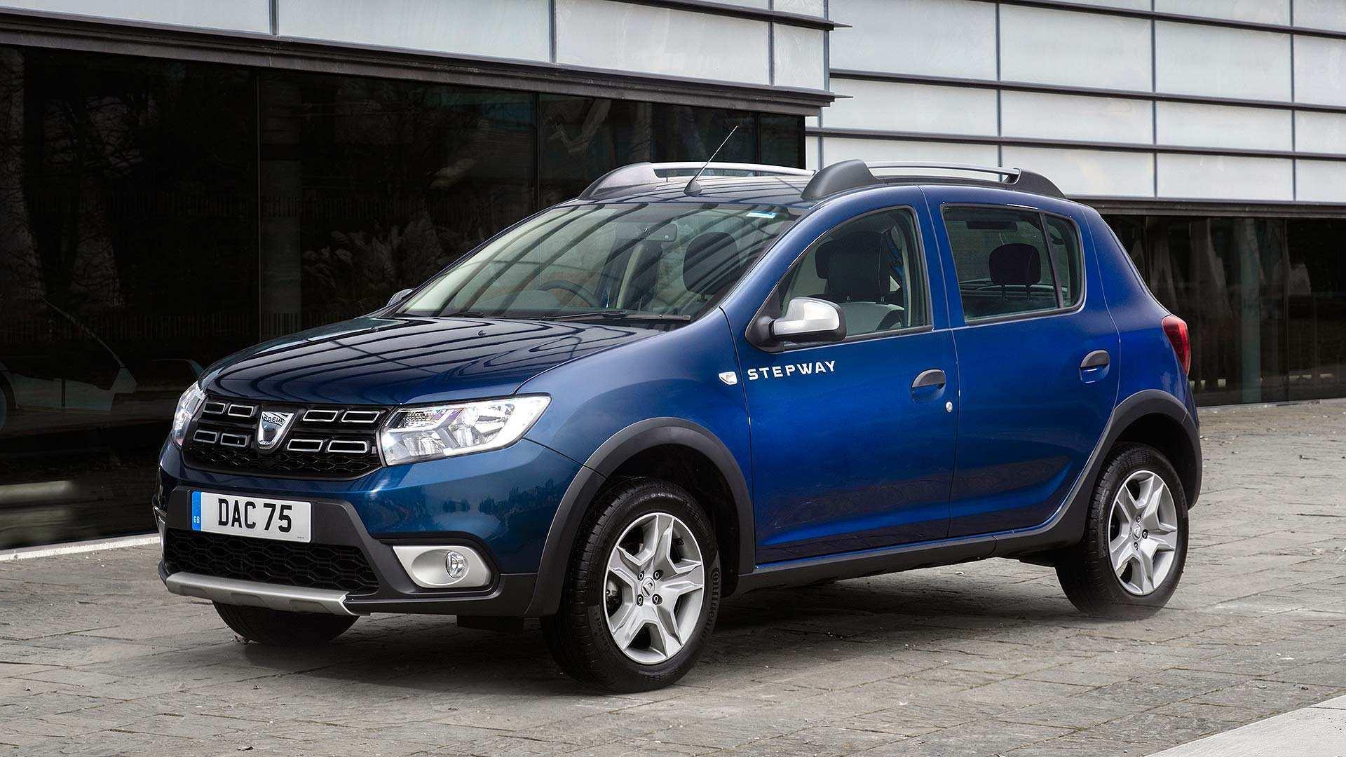 87 All New 2019 Dacia Sandero Stepway Configurations for 2019 Dacia Sandero Stepway