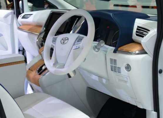 87 All New 2020 Toyota Alphard Performance for 2020 Toyota Alphard