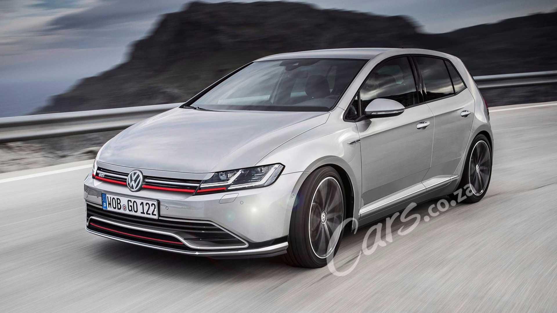 87 All New 2020 Volkswagen Gti Exterior by 2020 Volkswagen Gti
