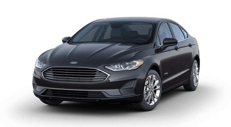 87 Best Review 2019 Ford Hybrid Specs and Review with 2019 Ford Hybrid