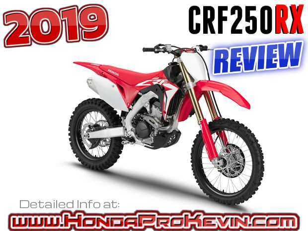 87 Best Review 2019 Honda Dirt Bikes Model for 2019 Honda Dirt Bikes