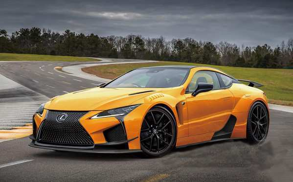 87 Best Review 2019 Lexus Rc Release Date by 2019 Lexus Rc