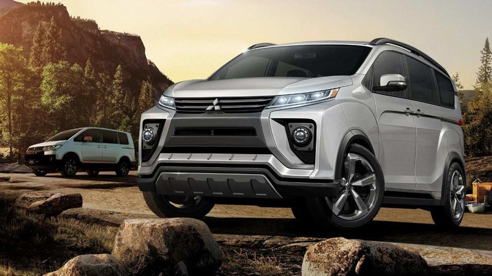 87 Best Review 2019 Mitsubishi Concept Wallpaper by 2019 Mitsubishi Concept