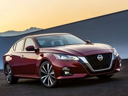 87 Best Review 2019 Nissan New Concept by 2019 Nissan