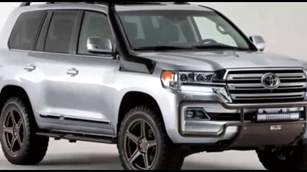 87 Best Review 2019 Toyota Land Cruiser Spy Shots New Concept with 2019 Toyota Land Cruiser Spy Shots