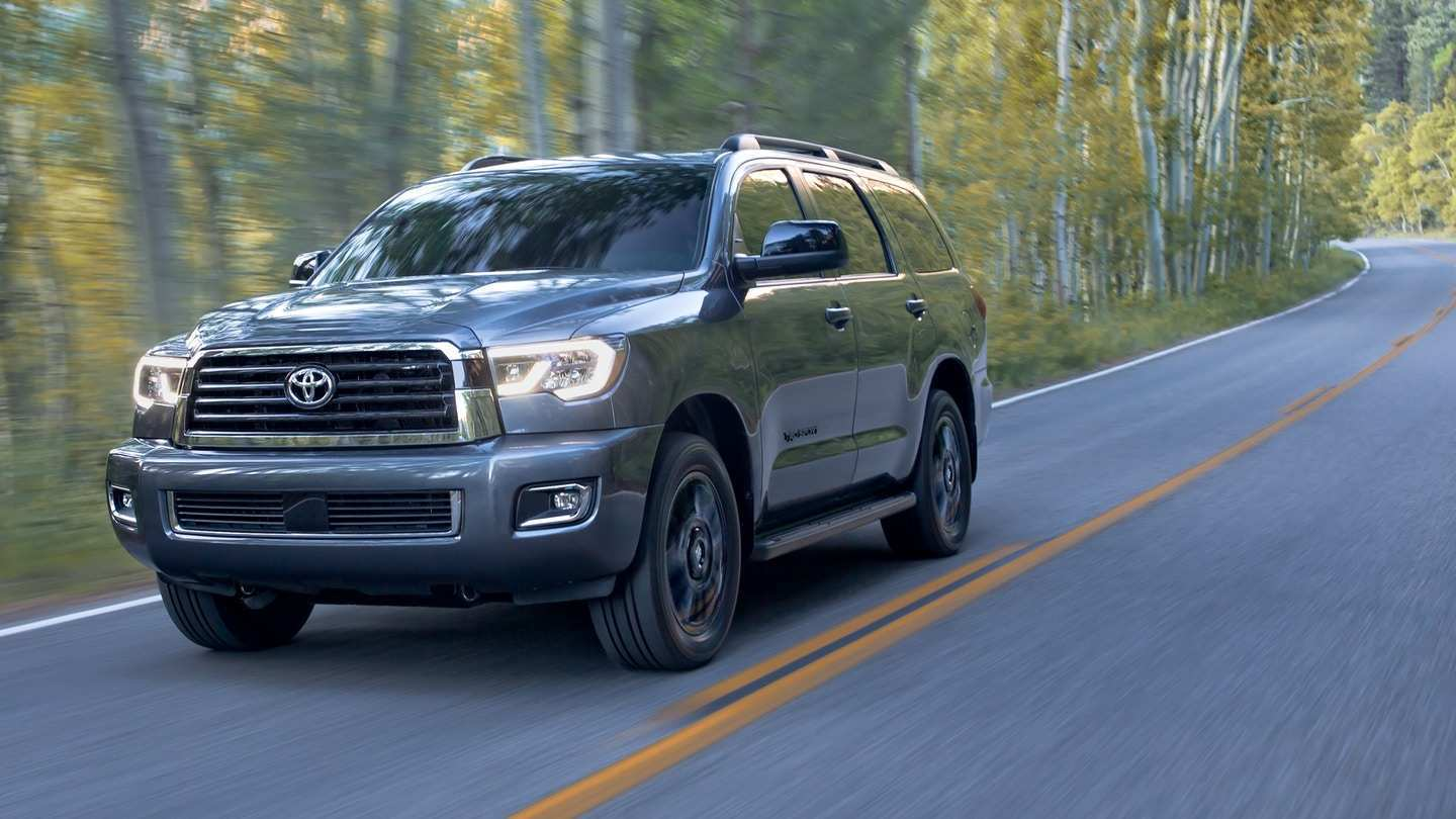 87 Best Review 2019 Toyota Sequoia Review Speed Test with 2019 Toyota Sequoia Review