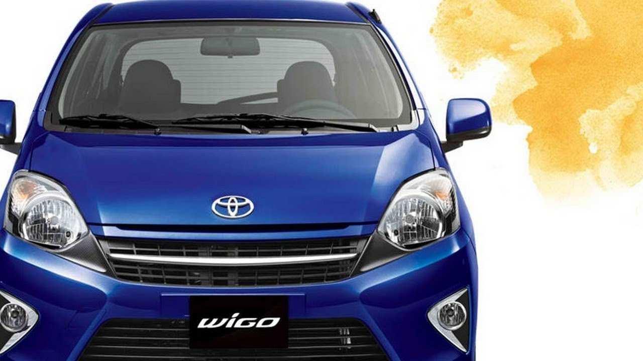 87 Best Review 2019 Toyota Wigo New Concept for 2019 Toyota Wigo