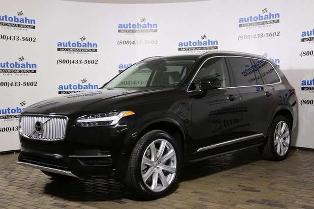 87 Best Review 2019 Volvo Xc90 Rumors by 2019 Volvo Xc90