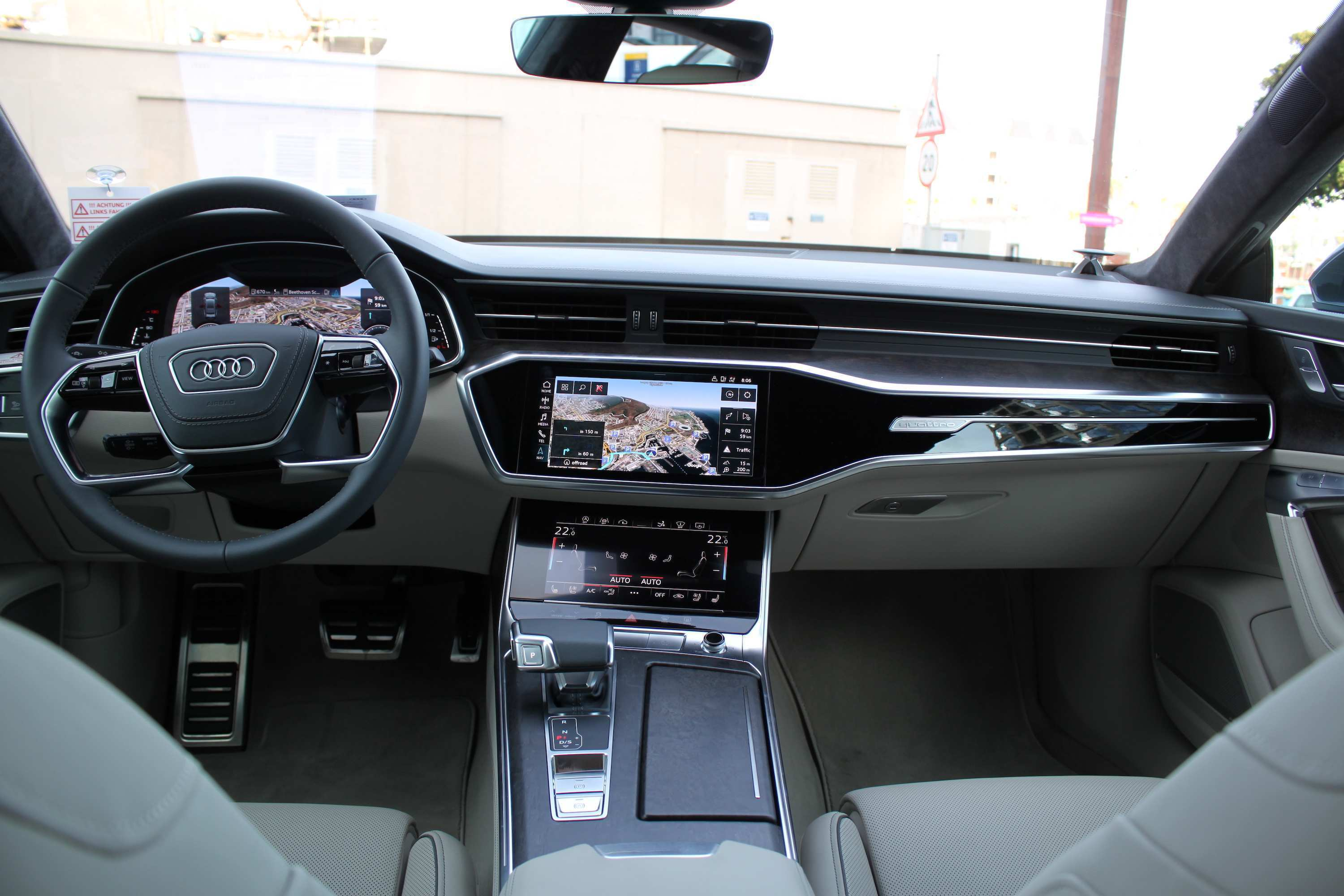 87 Best Review New 2019 Audi A7 Exterior with New 2019 Audi A7